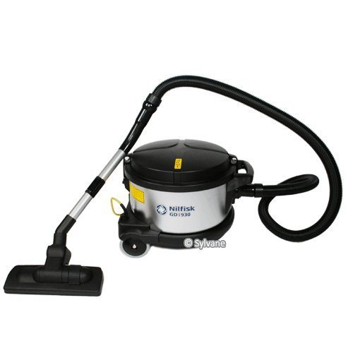 Nilfisk Canister Vacuum Review