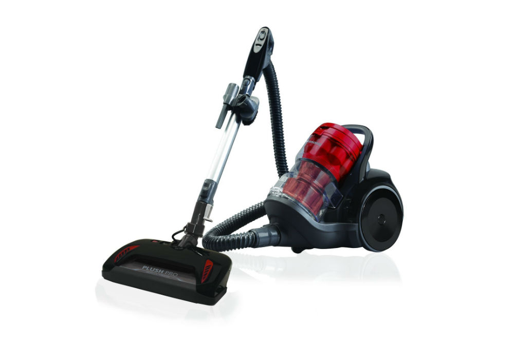 Panasonic MC-CL945 Plus Pro Bagless Canister Vacuum Cleaner Review